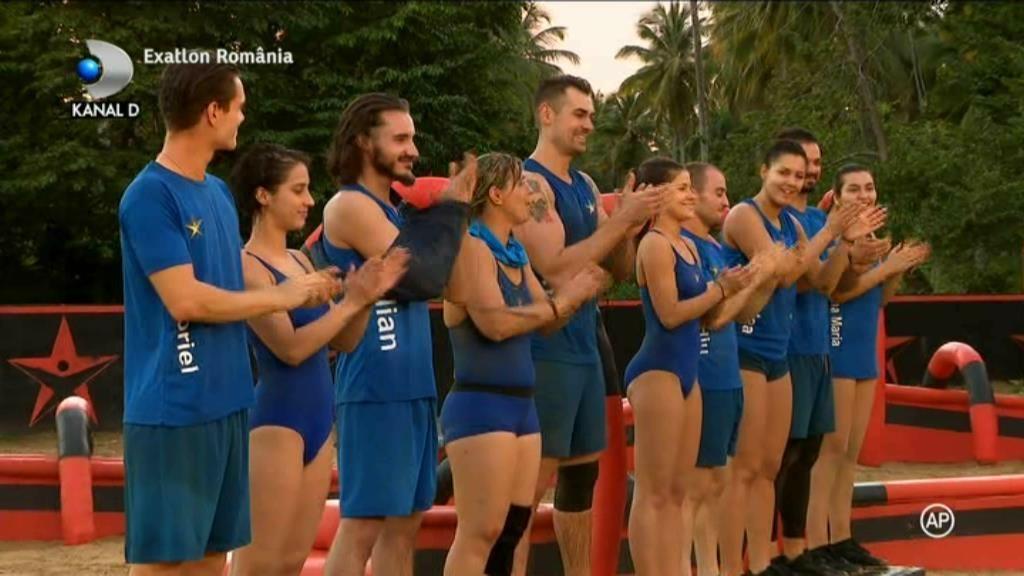 Concurenții sezonului trei al show-ului Exatlon. Sursa foto:kanald