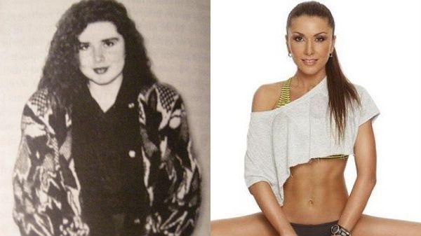 Cum arata Carmen Bruma in adolescenta