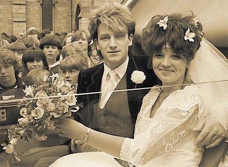 Cum arata sotia lui Bono