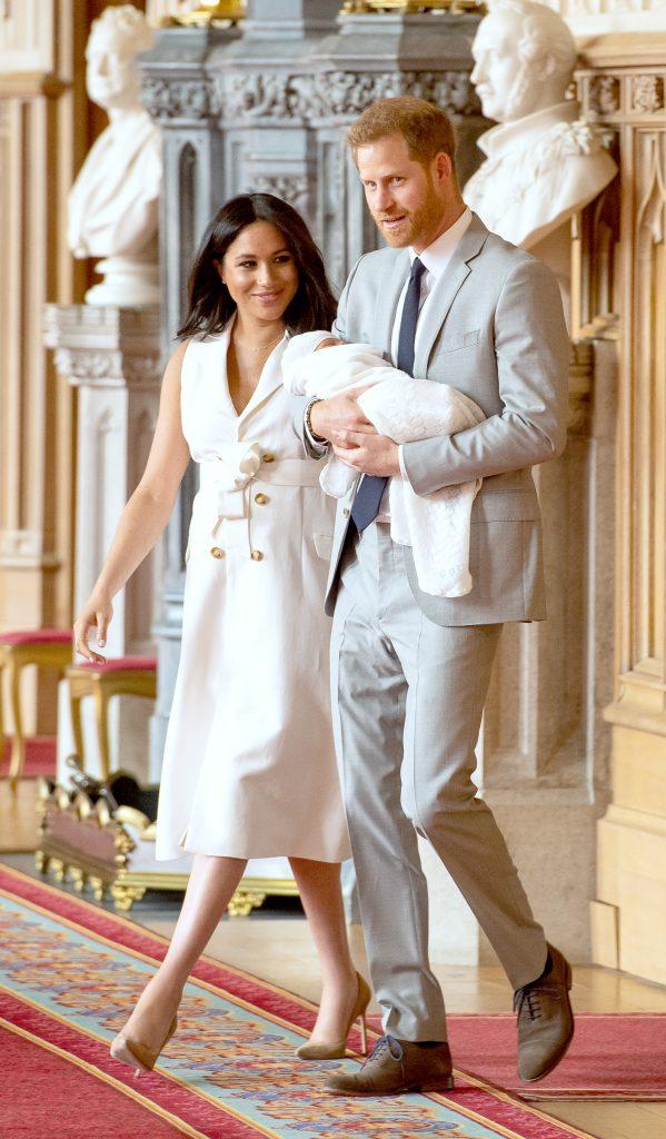 Cum au ales Prințul Harry și Meghan Markle numele copilului