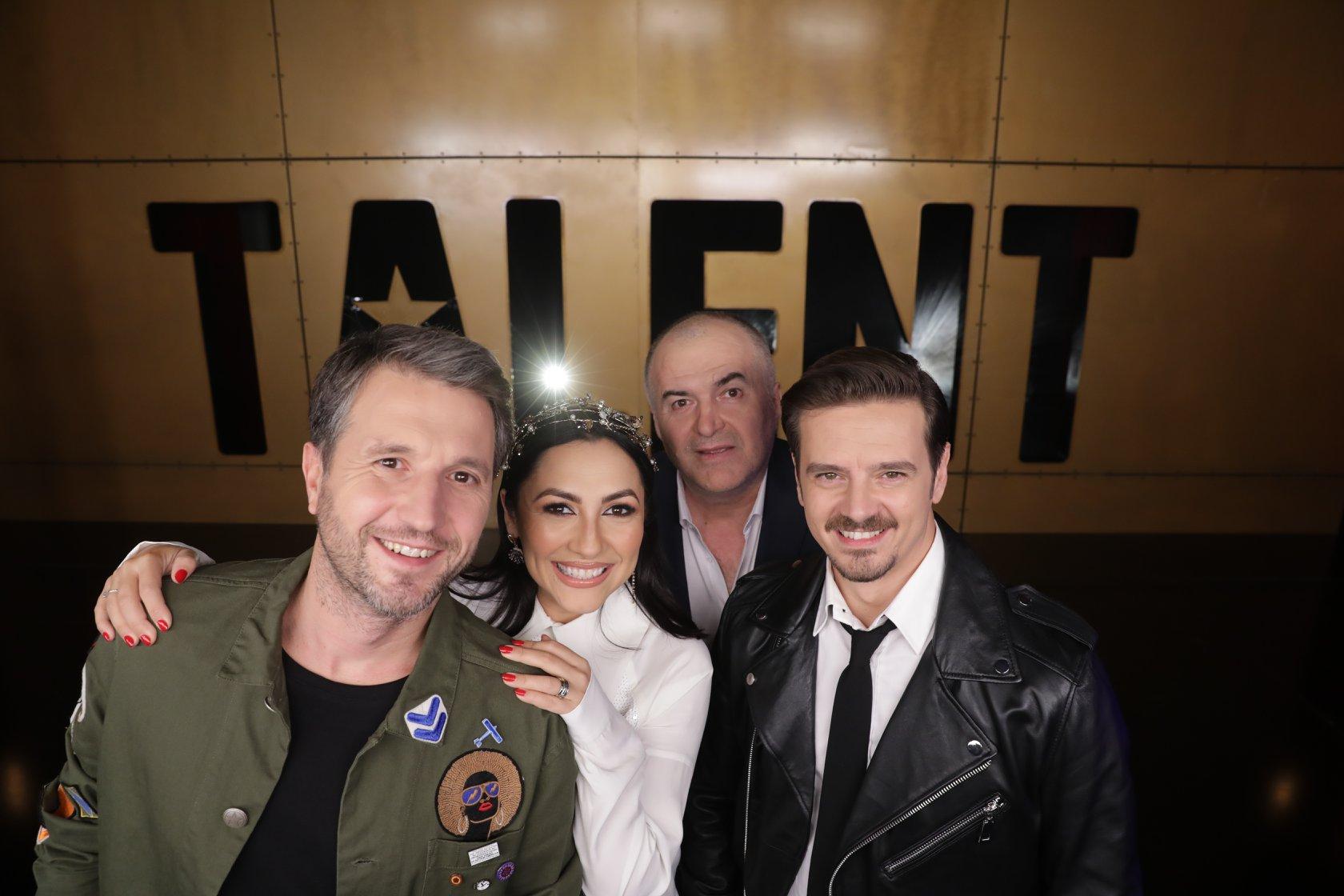 Emisiunea Românii au Talent Live pe Pro TV, ediția de vineri, 3 mai