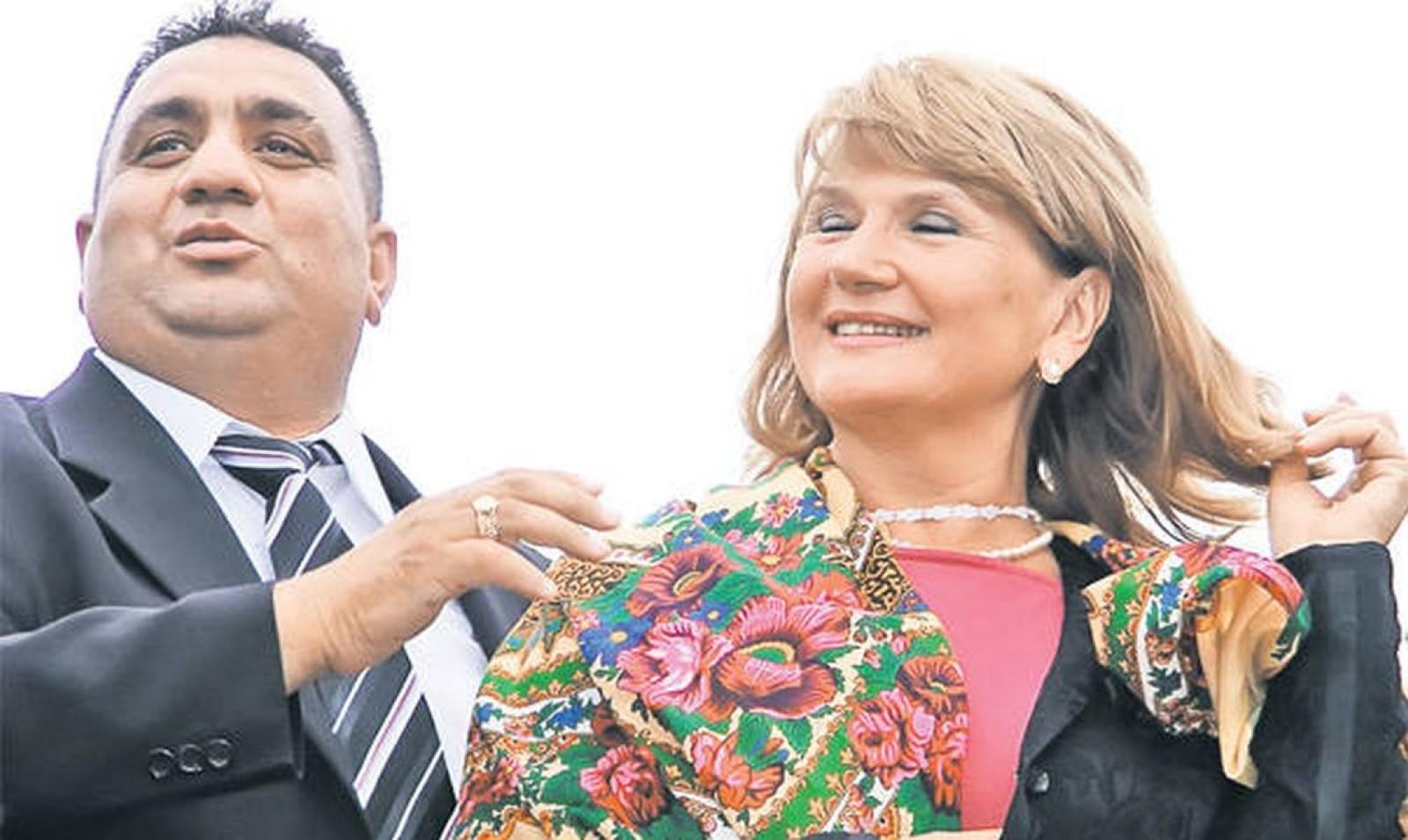 Maria Băsescu și Bercea Mondial, la Festivalul Rromilor în 2009