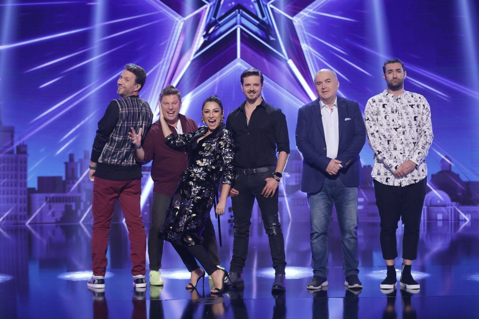 Românii au Talent Live pe Pro TV - Vineri, 10 mai