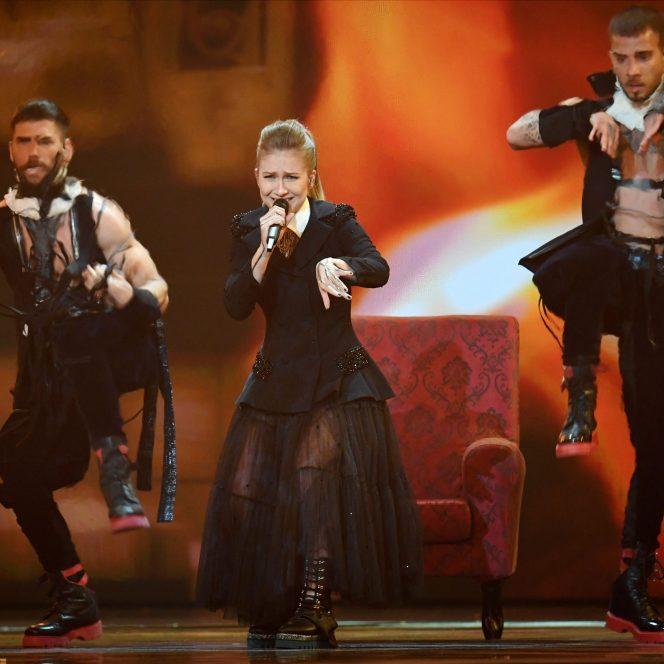 Ester Peony la Eurovision