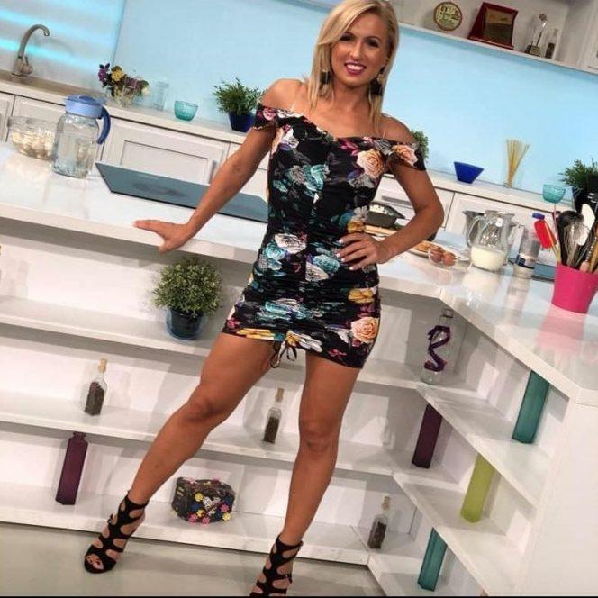 Alexnadra Negulescu, vedeta de la Antena Stars, este gravidă