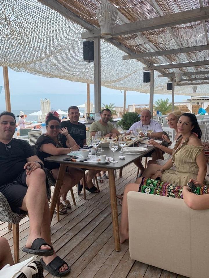 Brigitte Sfăt s-a căsătorit cu Florin Pastramă pe 27 mai 2019
