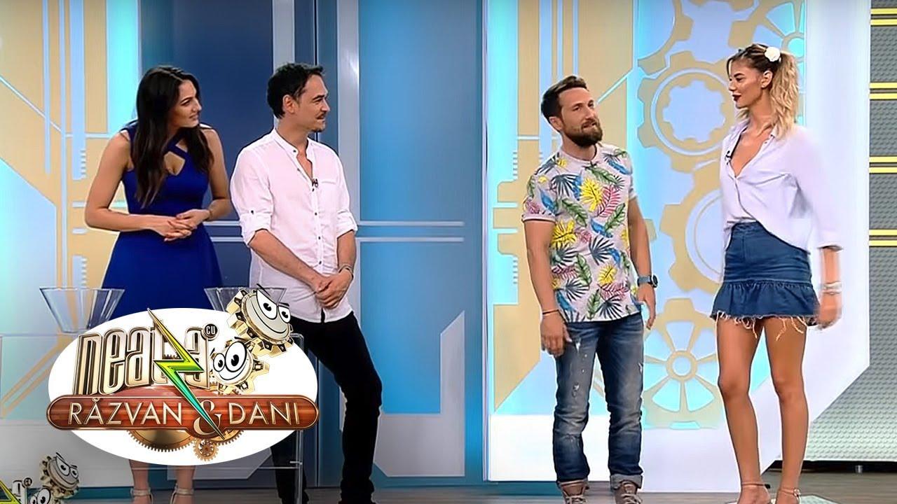 Întreaga echipă a emisiunii Neatza cu Răzvan și Dani se mută în Delta Dunării. Sursa foto:Youtube