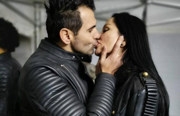 Florin Pastramă și Brigitte Sfă s-au căsătorit. Sursa foto:Evz