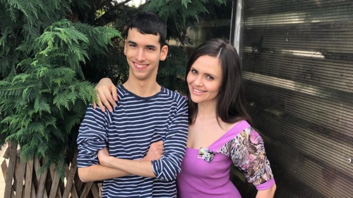 Cristina Șișcanu și Filip, băiatul cu probleme de sănătate al lui Mădălin Ionescu