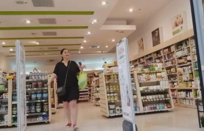 Gabriela Cristea dieta