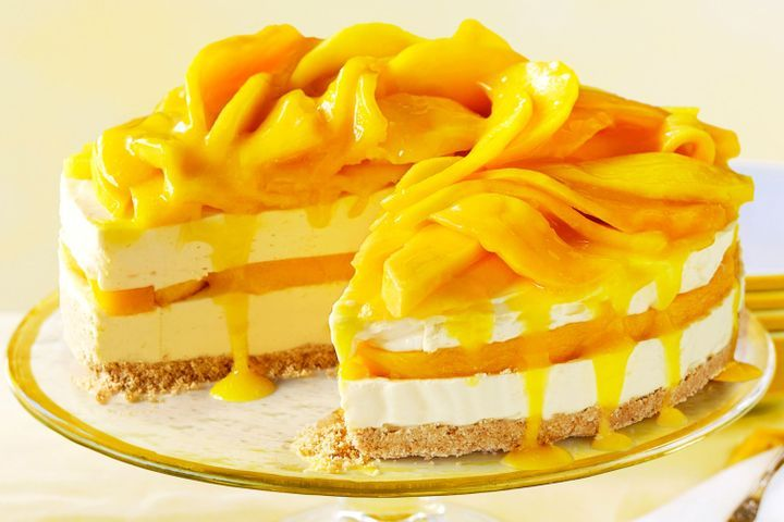 Cheesecake rapid și cu puține calorii, ideal pentru femei
