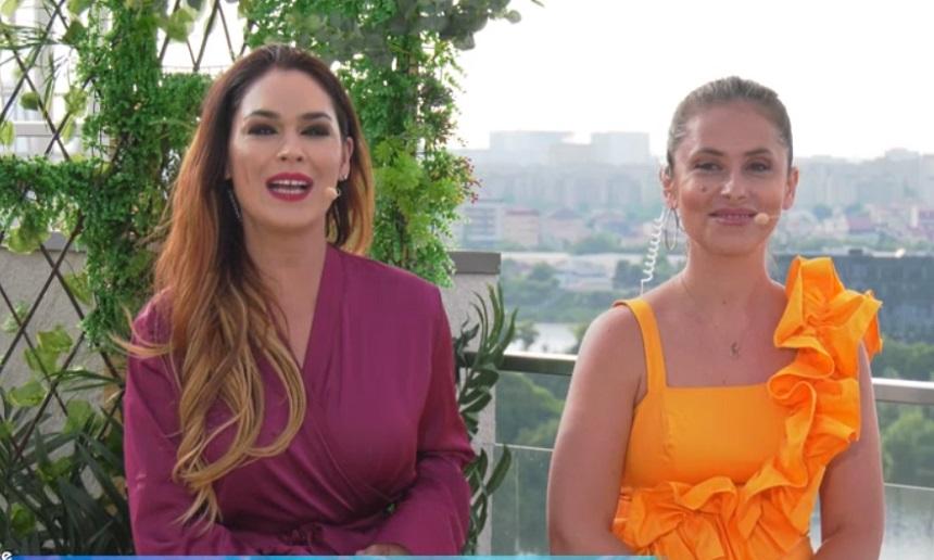 Bianca Sârbu a înlocuit-o și pe Gabriela Cristea când aceasta din urmă a intrat în concediu de creștere copil
