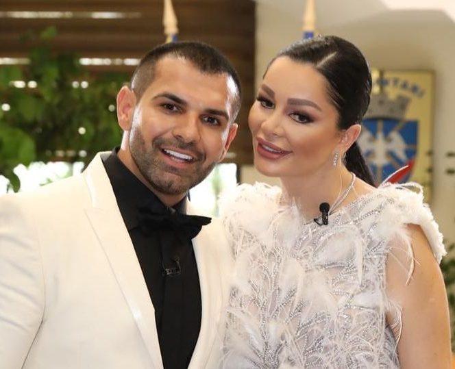 Brigitte și Florin Pastramă formează unul dintre cele mai controversate cupluri ale showbiz-ului românesc. Sursa foto: protv.ro
