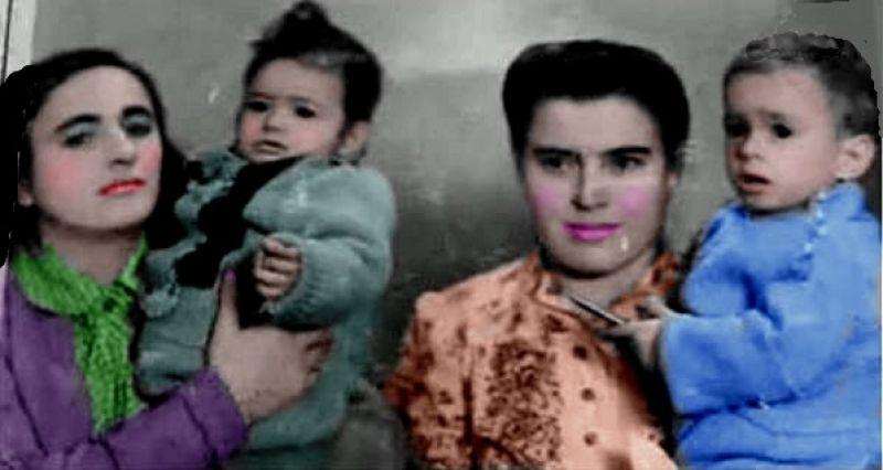 Sotii Ceusescu aveau bona din Ungaria