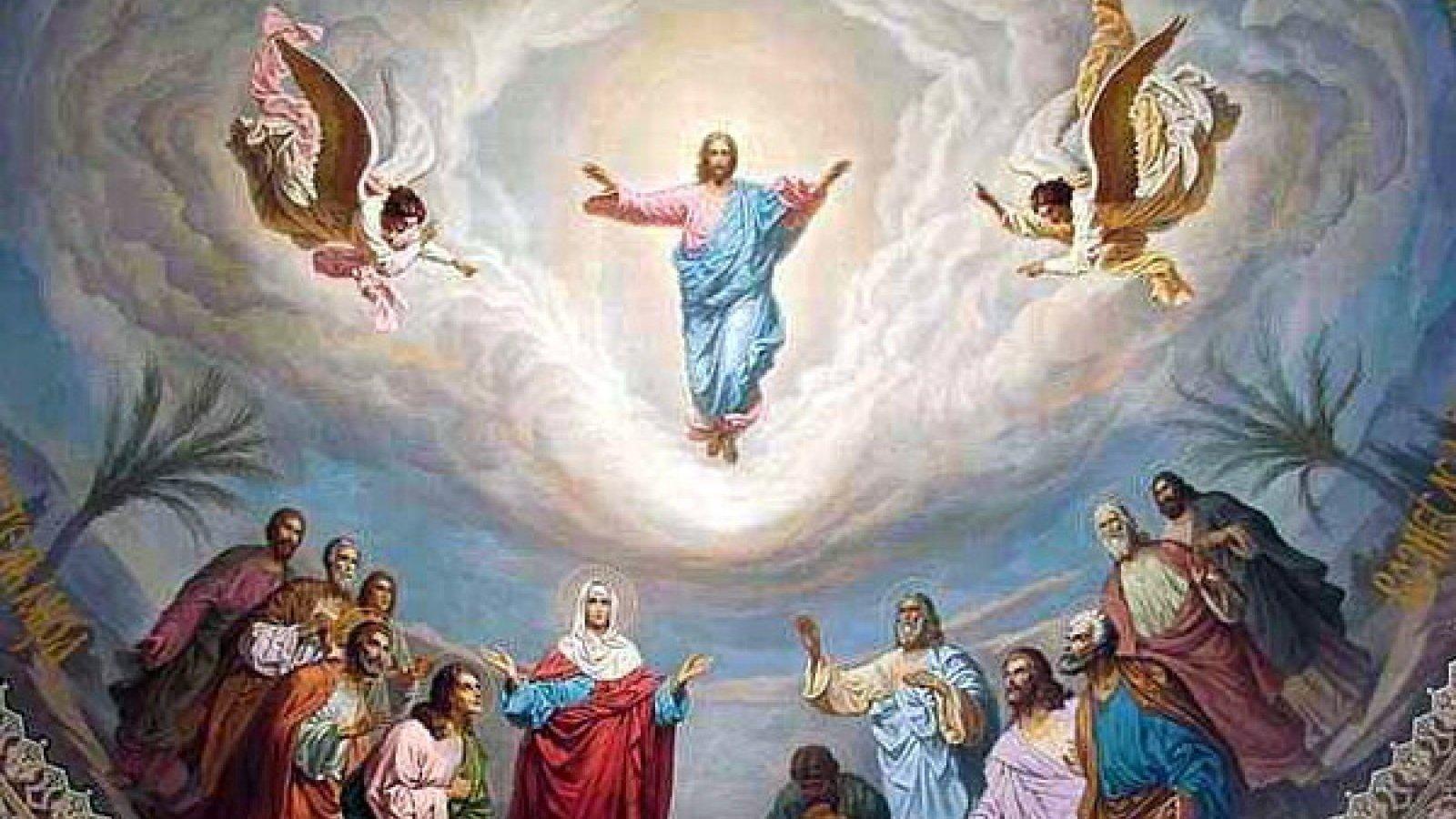 Înălțarea Domnului este încărcată de tradiții și obiceiuri. Sursa foto:realitatea.net