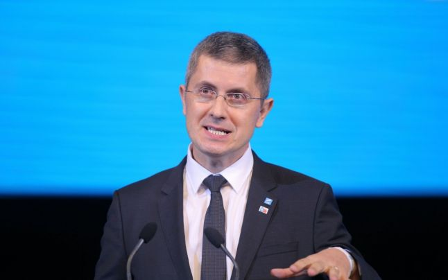 Dan Barna, președintele USR. Sursa foto: adevarul.ro
