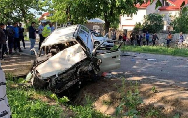 Accident înfiorător cu șase victime în județul Galați! Accident