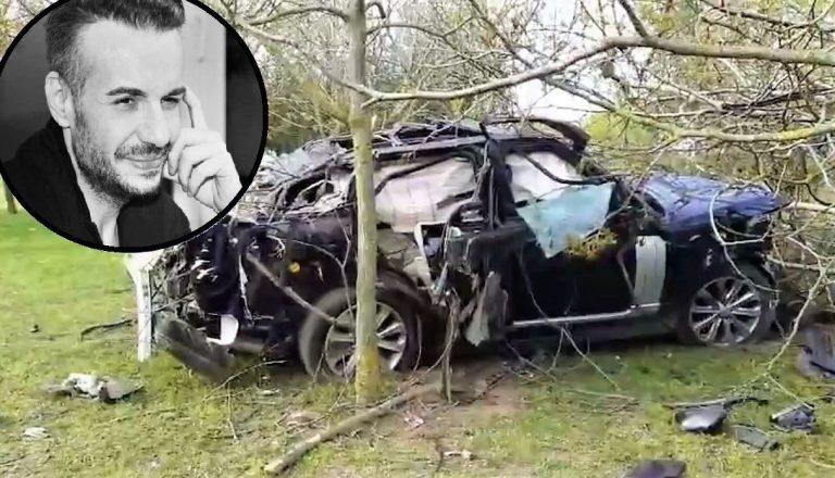 Ce a aparut la locul accidentului lui Razvan Ciobanu, la trei luni de la TRAGEDIE! Imagini in PREMIERA