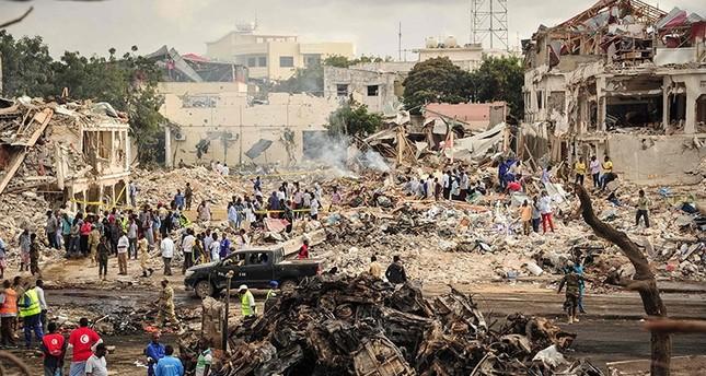 Atentat terorist în Somalia