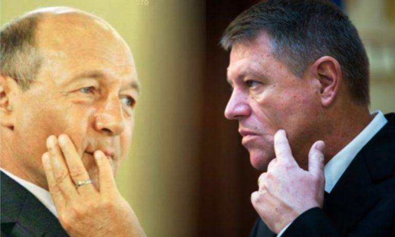 Basescu, dezvaluire SURPRIZA despre Iohannis! Pe ce LISTA a fost seful statului: Isi duce SOARTA si candideaza