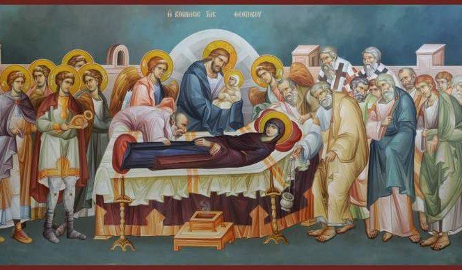 Calendar Ortodox, 25 iulie. Adormirea Sfintei Ana