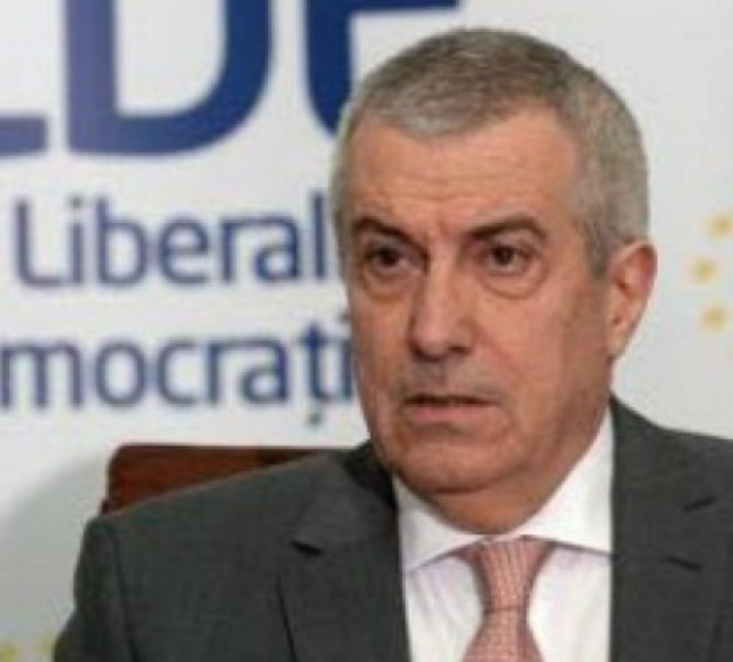 Călin Popescu Tăriceanu, oficial candidatul ALDE la prezidenţiale! Tăriceanu