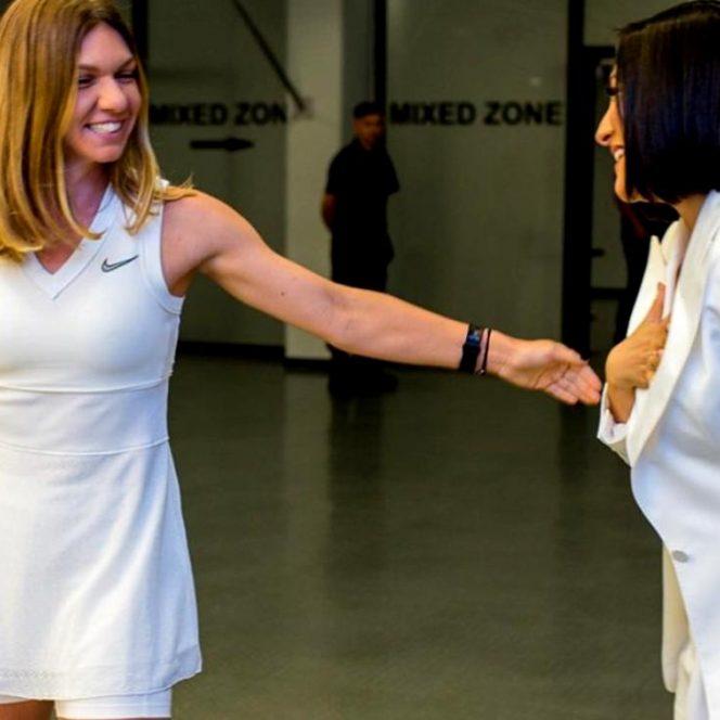 Câți bani a luat Andra pentru prestația de la Arena Națională pentru Simona Halep