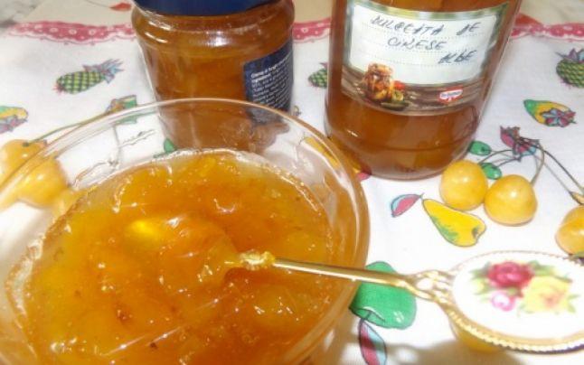 Cum să prepari cea mai bună dulceață de cireșe. Sursa foto: Gustos.ro
