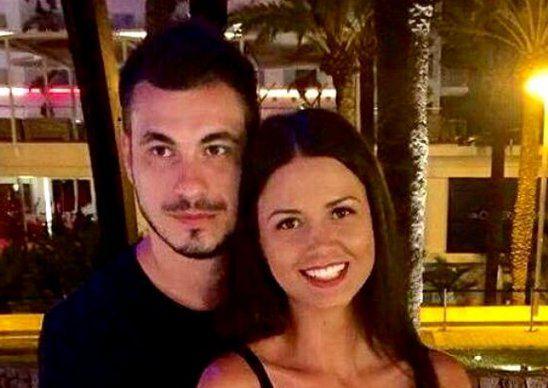Christina Ich este însărcinată în 6 luni