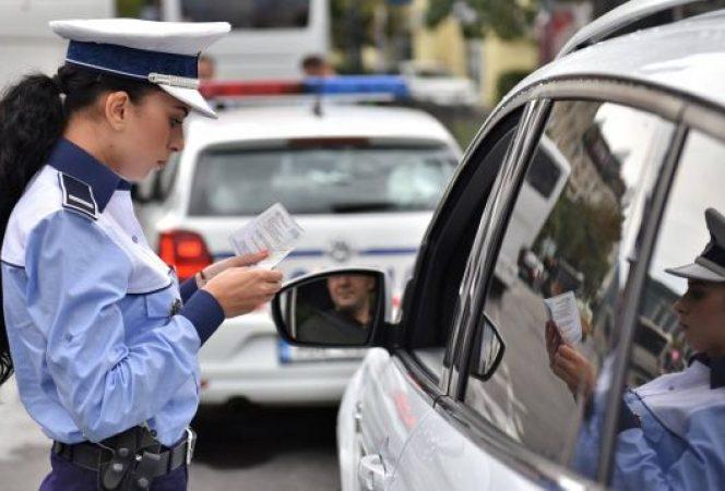 Amenzi mai dure pentru șoferii prinși că încalcă legea. Sursa foto: b1.ro