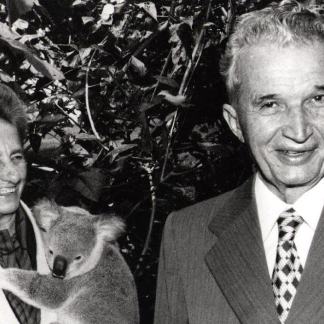 Elena și Nicolae Ceaușescu. Sursa foto: adevarul.ro