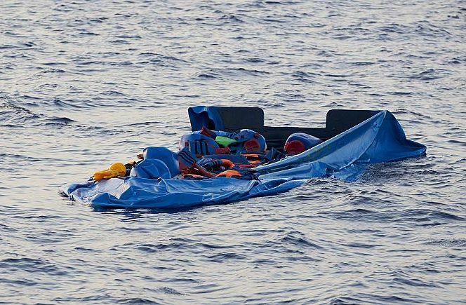 Peste 100 de persoane aflate la bordula cestei ambarcațiuni și-au pierdut viața. Sursa foto: Reuters