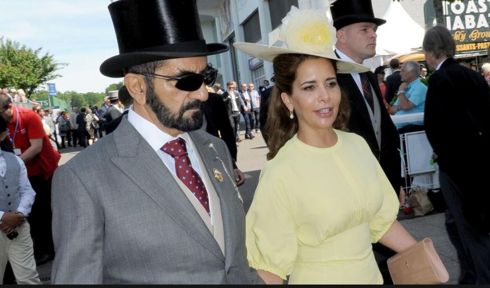 Prințesa Haya a cerut azil politic în Marea Britanie