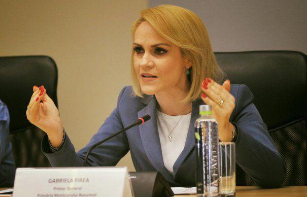 Gabriela Firea este hotărâtă să candideze la alegerile prezidențiale din 2019.Sursa foto: adevarul.ro