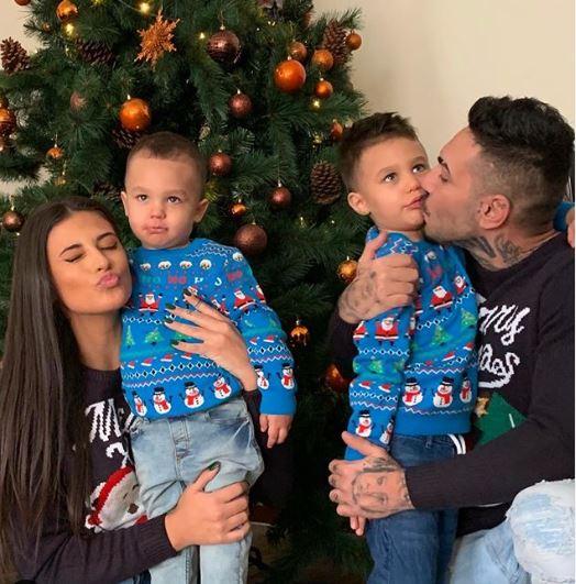 Dominic și Akim au purtat încă de la naștere numele soțului Antoniei Iacobescu