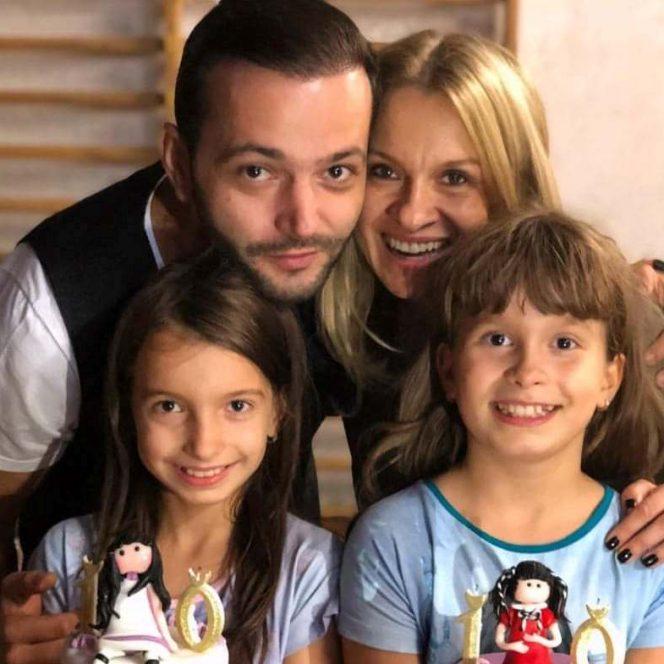Mihai Morar a devenit tată pentru a treia oară