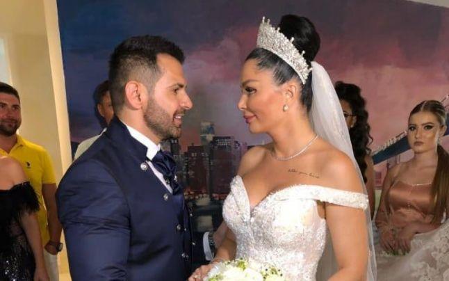 Oana Zăvoranu despre nunta lui Brigitte cu Florin Pastramă