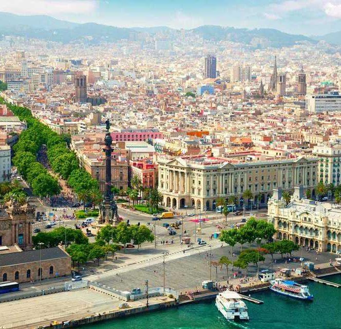 În opinia multora, Barcelona este cel mai frumos oraș din Europa. Sursa foto: Radio România Actualități