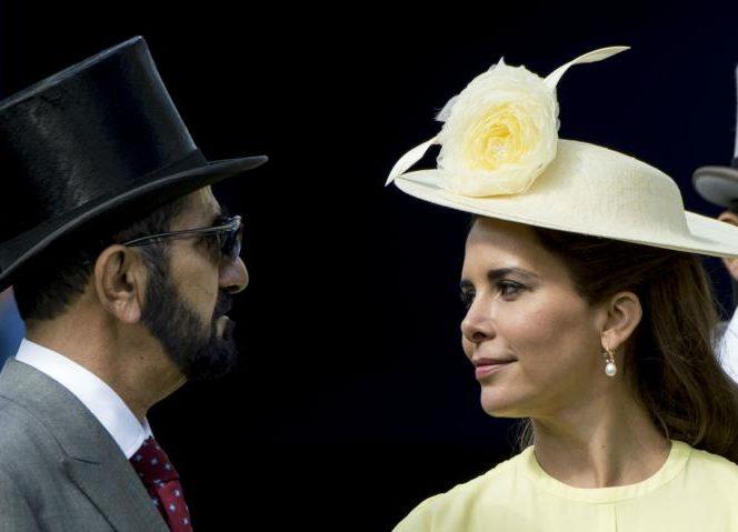 Prințesa Haya a fugit din Dubai pentru un bărbat