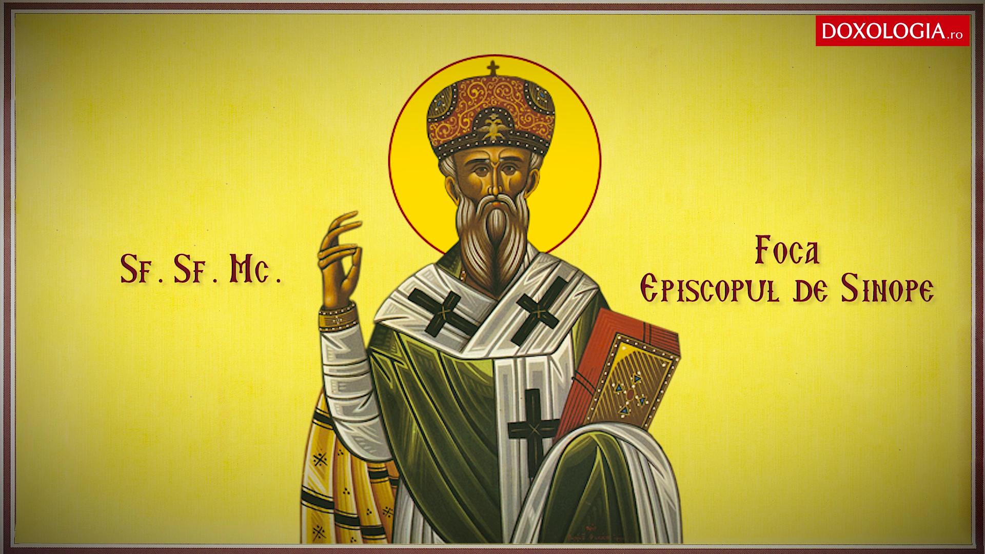 Marți, 23 iulie creștinii sărbătoresc Aducerea moaștelor Sfântului Foca