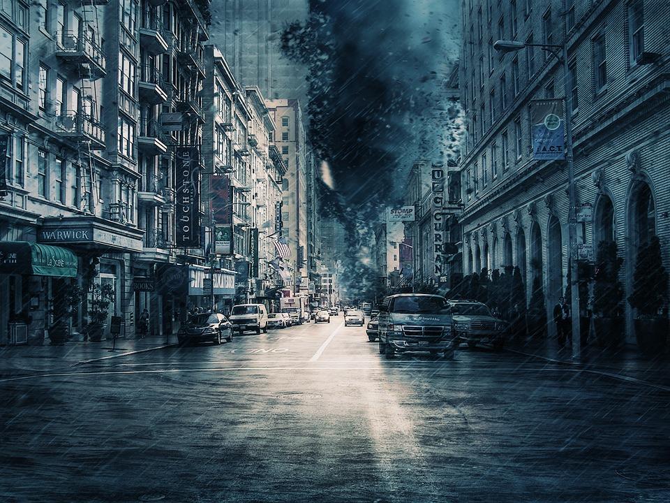 Se întoc ploile și furtunile în țara noastră