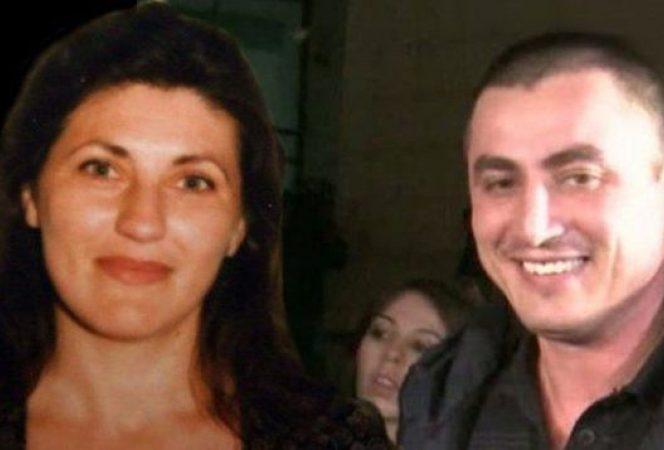 Elodia și soțul său, Cristian Cioacă. Sursa foto. B1.ro
