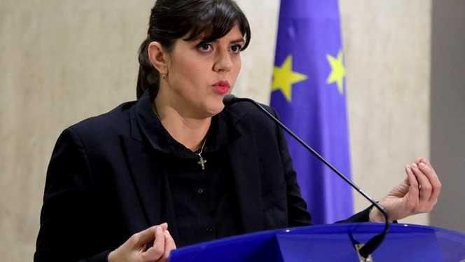 Laura Codruța Kovesi încearcă să obțină funcția de procuror-șef al Parchetului European. Sursa foto: adevarul.ro