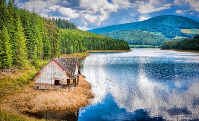 Vacanță la Lacul Oasa