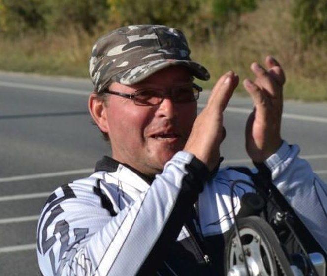 Vasile Stoica, bănățeanul care a străbătut planeta în scaun cu rotile, a încetat din viață! Vasile Stoica