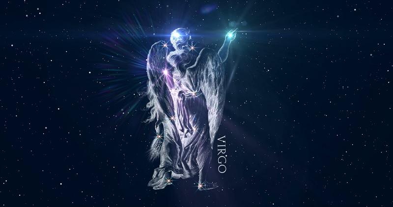 Zodii norocoase în luna iulie. Imagine reprezentativă cu zodia Fecioară