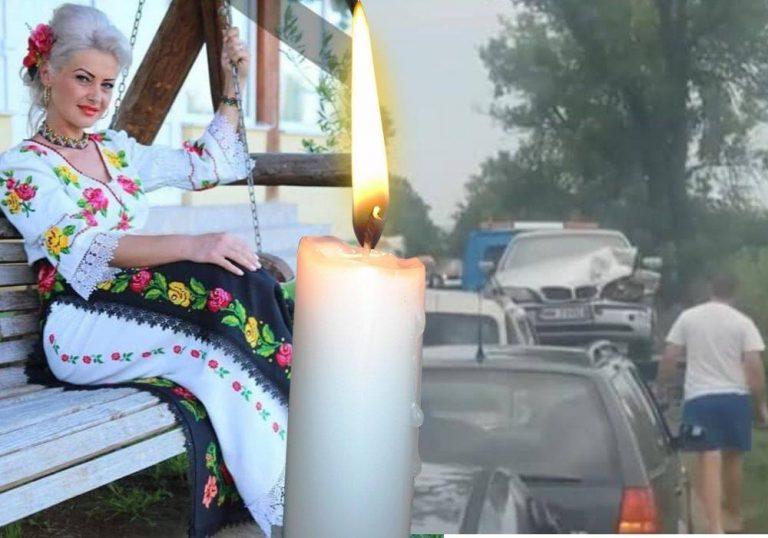 ULTIMA ORA. Cantareata de muzica populara in varsta de doar 37 de ani A MURIT intr-un accident. Ce s-a întamplat cu masina pe care o conducea