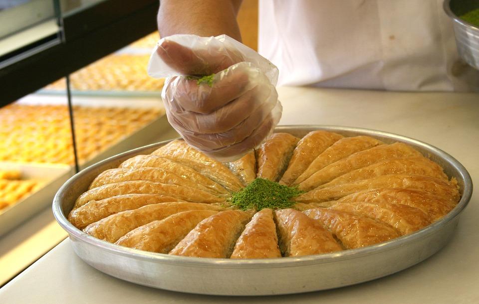 Baclava turcească, un desert pe gustul românilor
