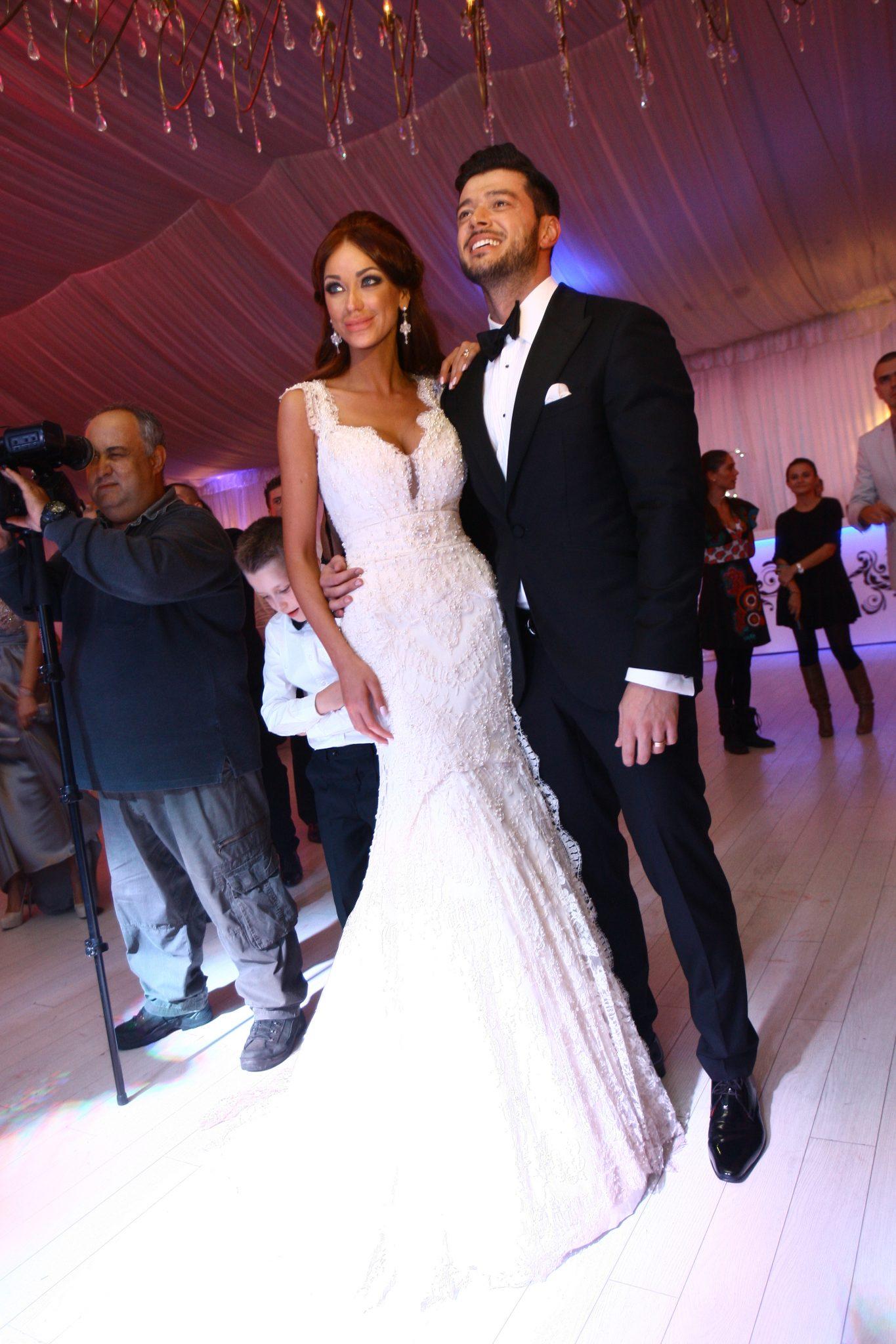 Bianca Drăgușanu nuntă Victor Slav