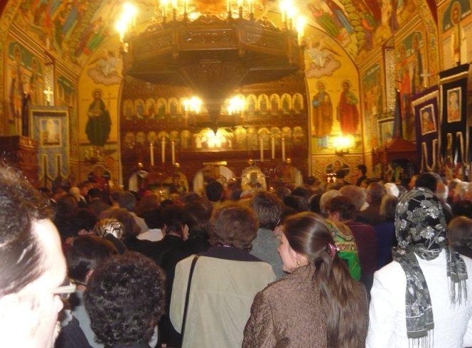 Calendar ortodox 3 august